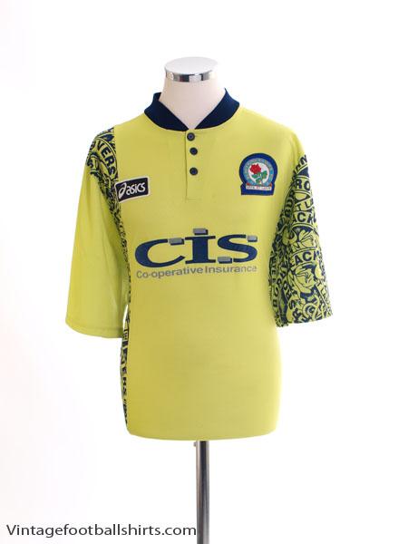 1996-97 Blackburn Away Shirt L