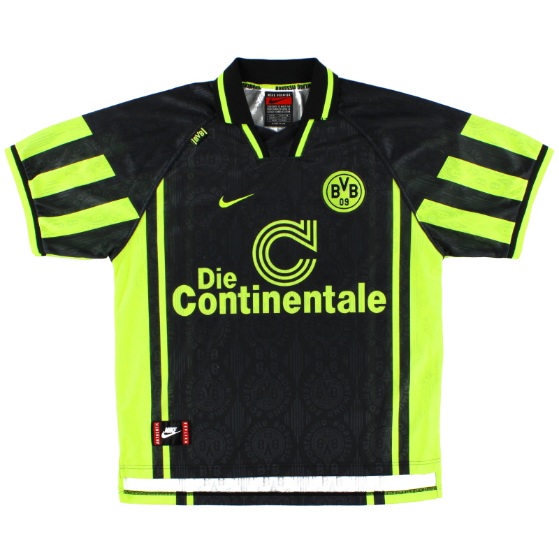 1996-97 Borussia Dortmund Away Shirt XL