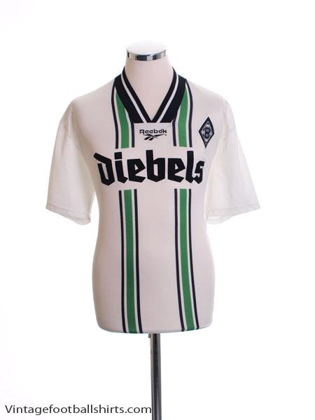 1996 97 Borussia Monchengladbach Home Shirt M for sale