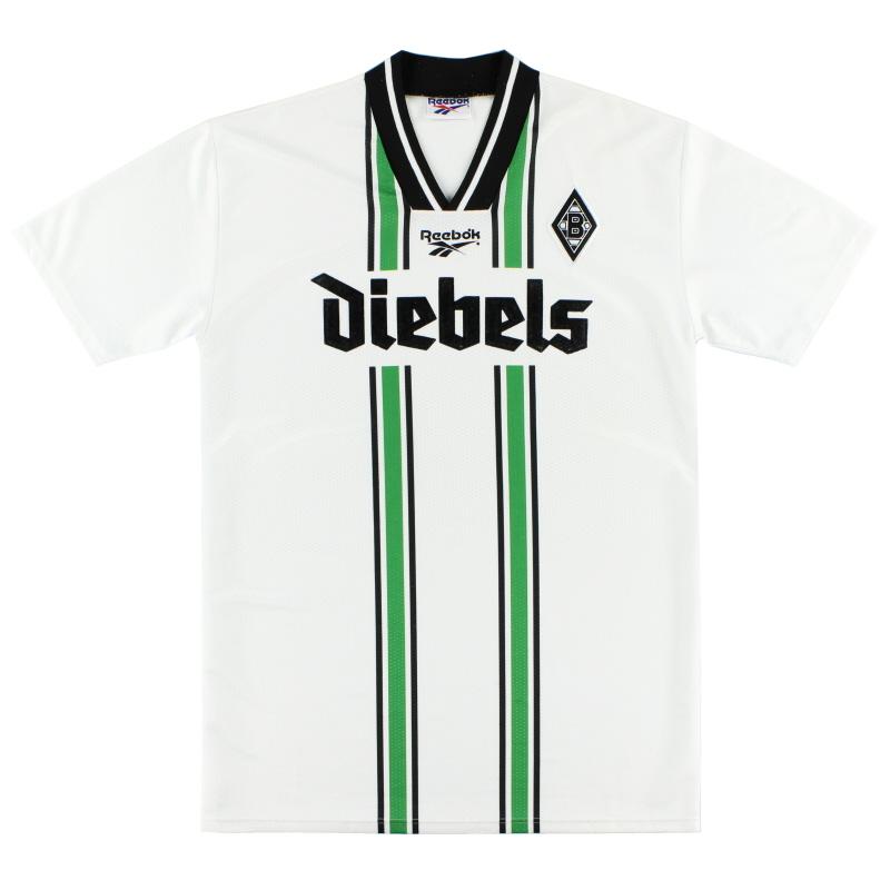 1996-97 Borussia Monchengladbach Reebok Home Shirt XL