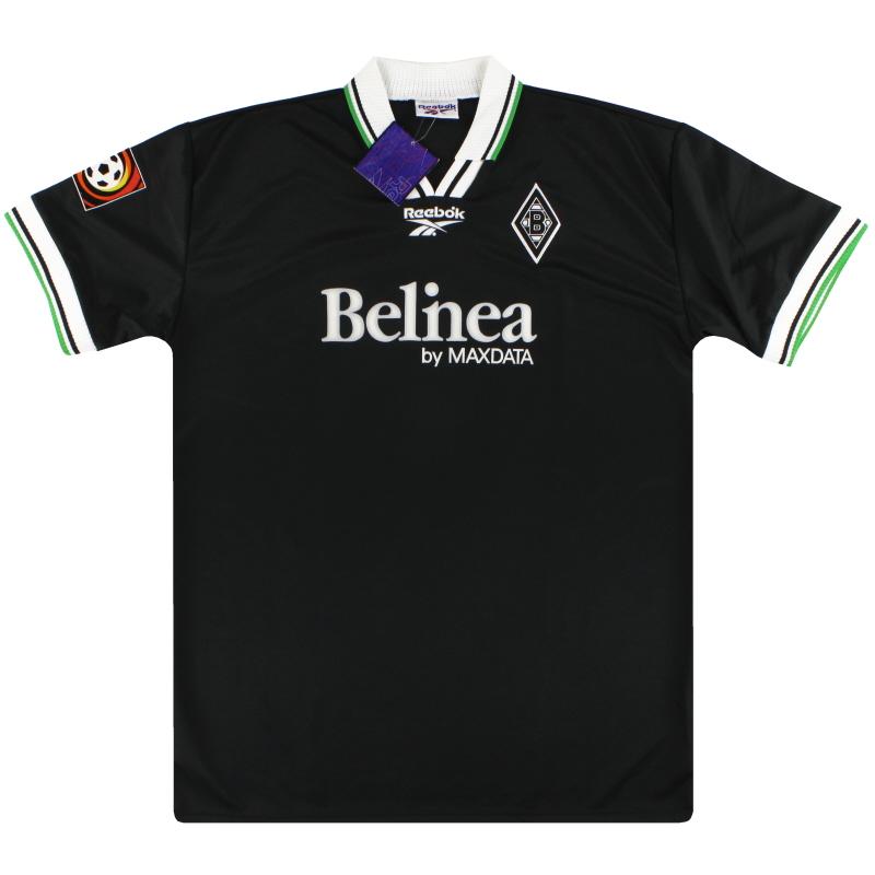 1996-97 Borussia Monchengladbach Reebok Away Shirt *w/tags* XXL