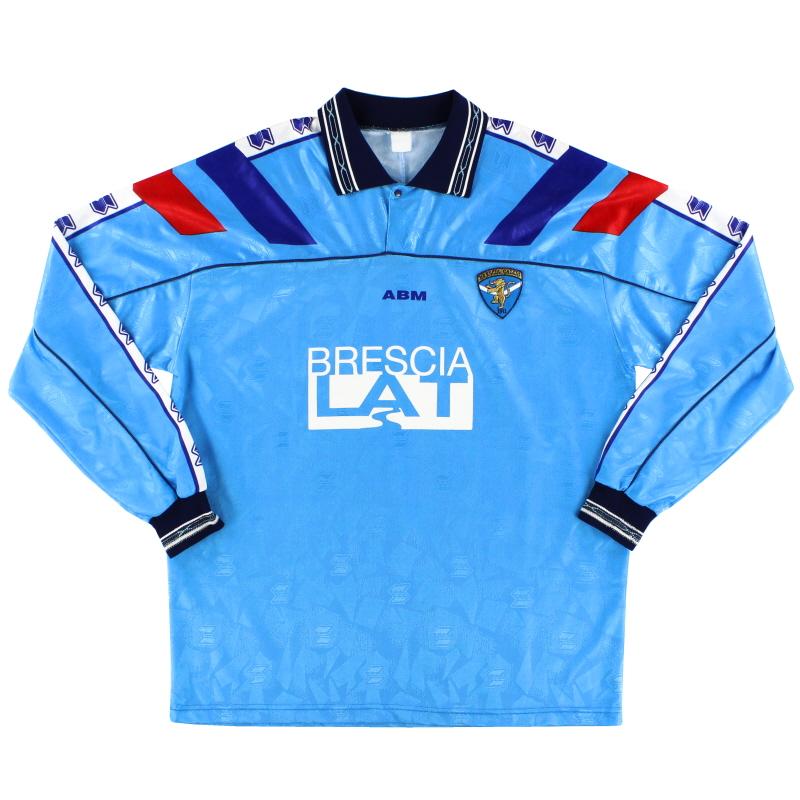 1996-97 Brescia Third Shirt L/S XL