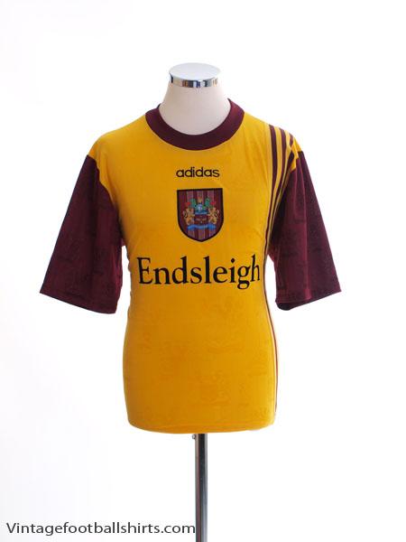 1996-97 Burnley Away Shirt *Mint* S