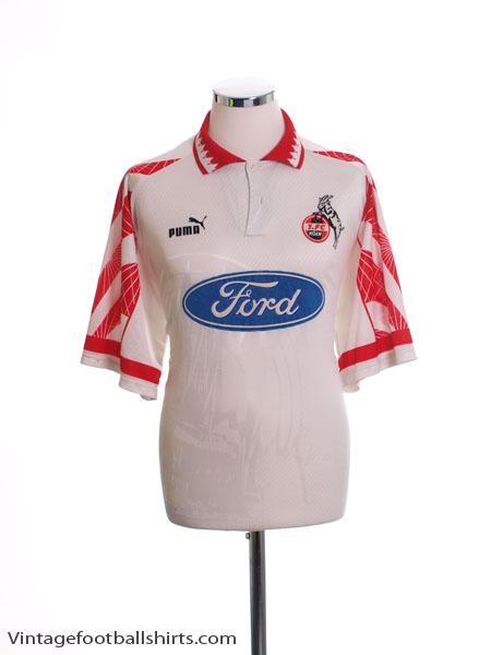 1996-97 FC Koln Home Shirt L