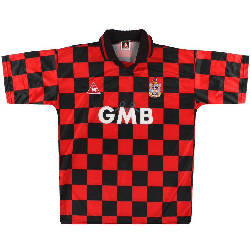 1996-97 Fulham Le Coq Sportif Away Shirt XL