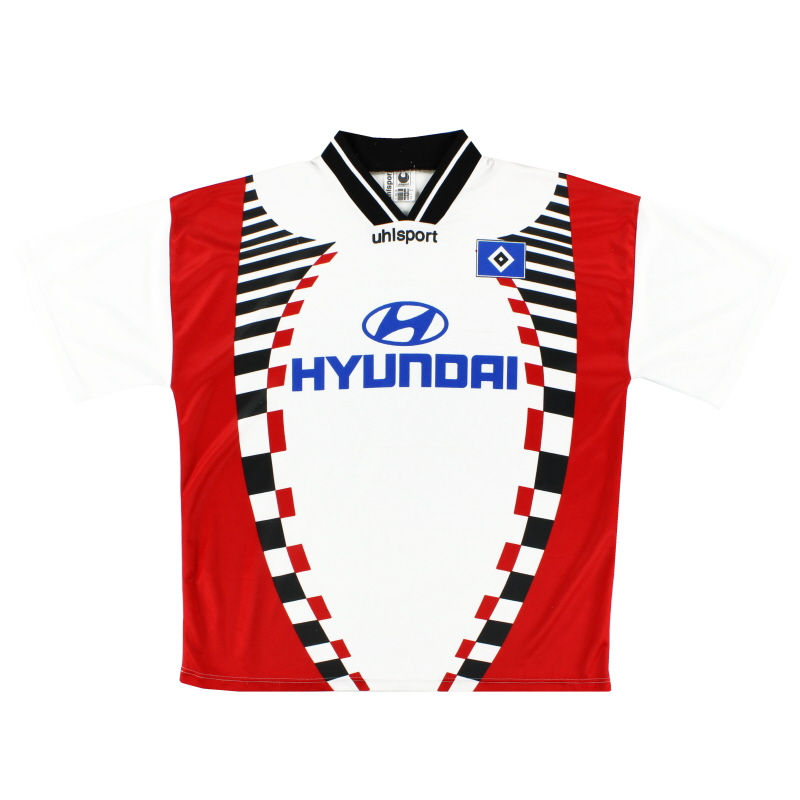 1996-97 Hamburg Home Shirt XL