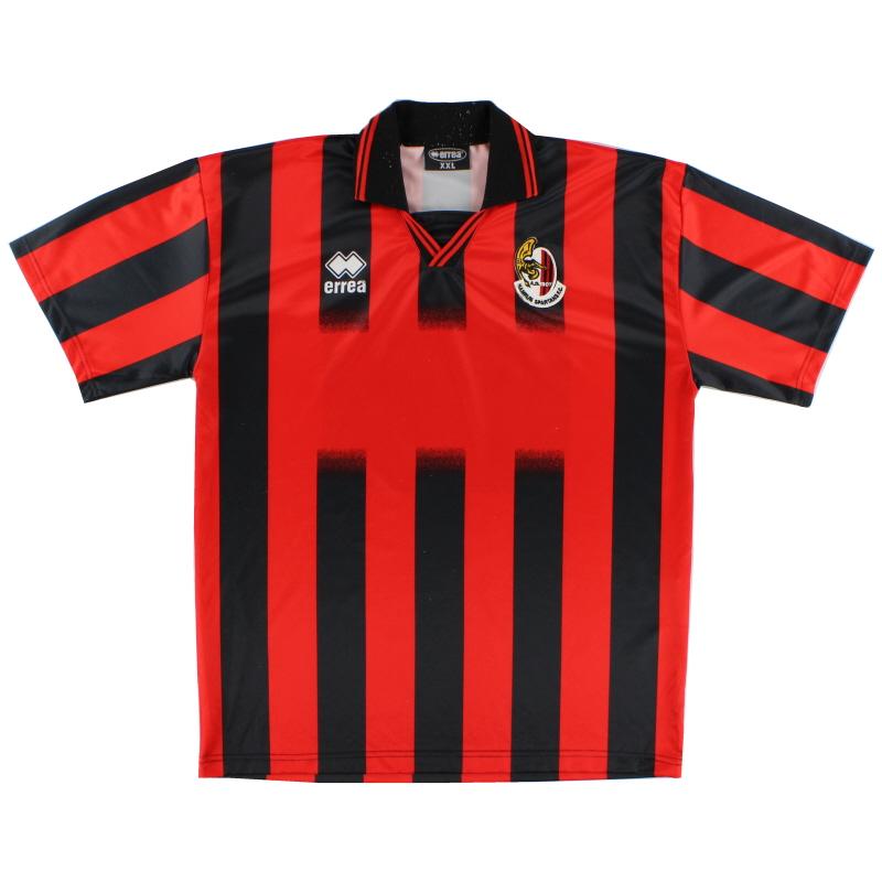 1996-97 Hamrun Spartans Home Shirt XXL