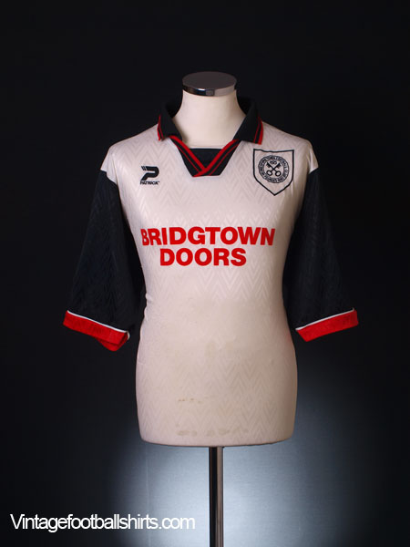 1996-97 Hednesford Home Shirt L