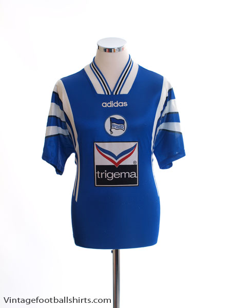 1996-97 Hertha Berlin Home Shirt L