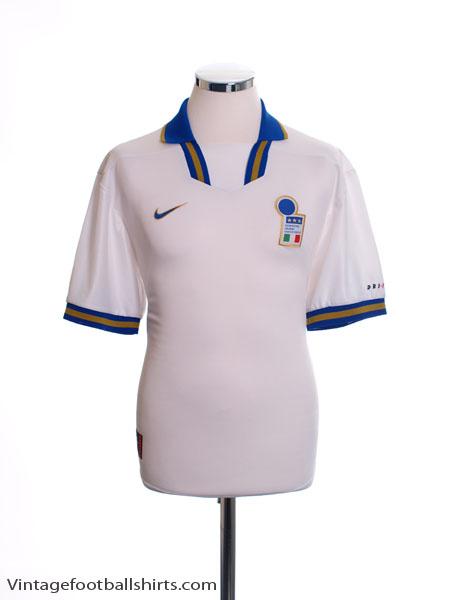 1996-97 Italy Away Shirt L