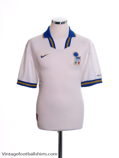 1996-97 Italy Away Shirt XXL