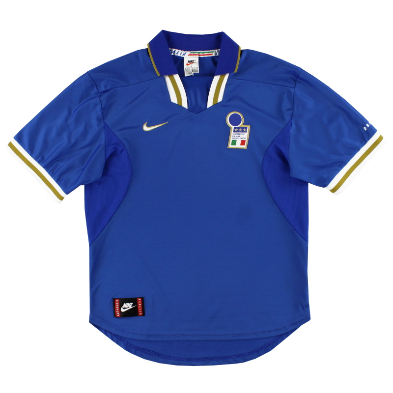 1996-97 Italy Nike Home Shirt XL