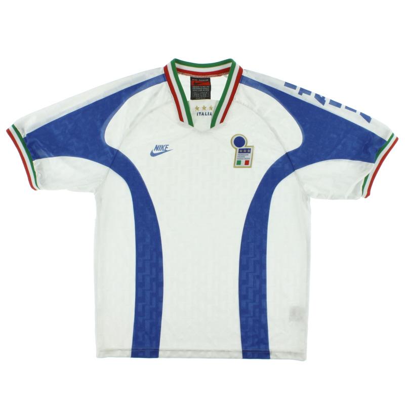 1996-97 Italy Training Shirt L