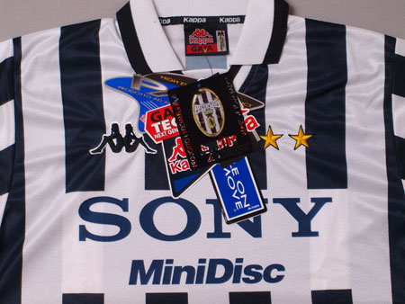 new style ee9c5 b4048 1996-97 Juventus Home Shirt *BNIB* L for sale