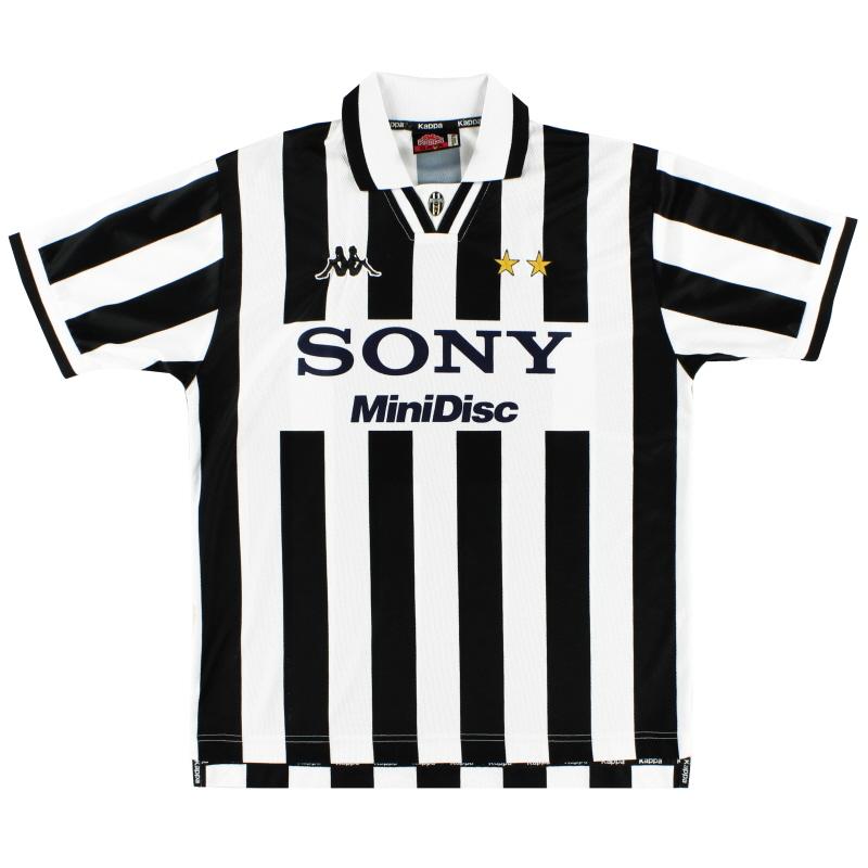 1996-97 Juventus Home Shirt L