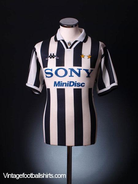 14bda37ee 1996-97 Juventus Home Shirt L for sale