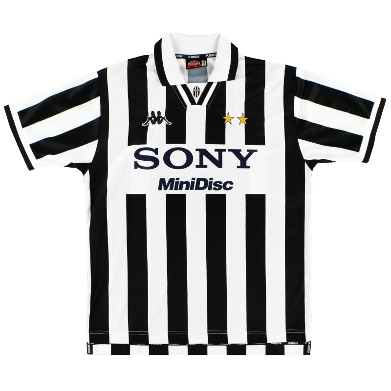 1996-97 Juventus Home Shirt XL