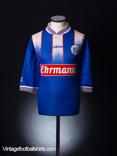 1996-97 Karlsruhe Away Shirt M