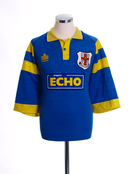 1996-97 Lincoln City Away Shirt L