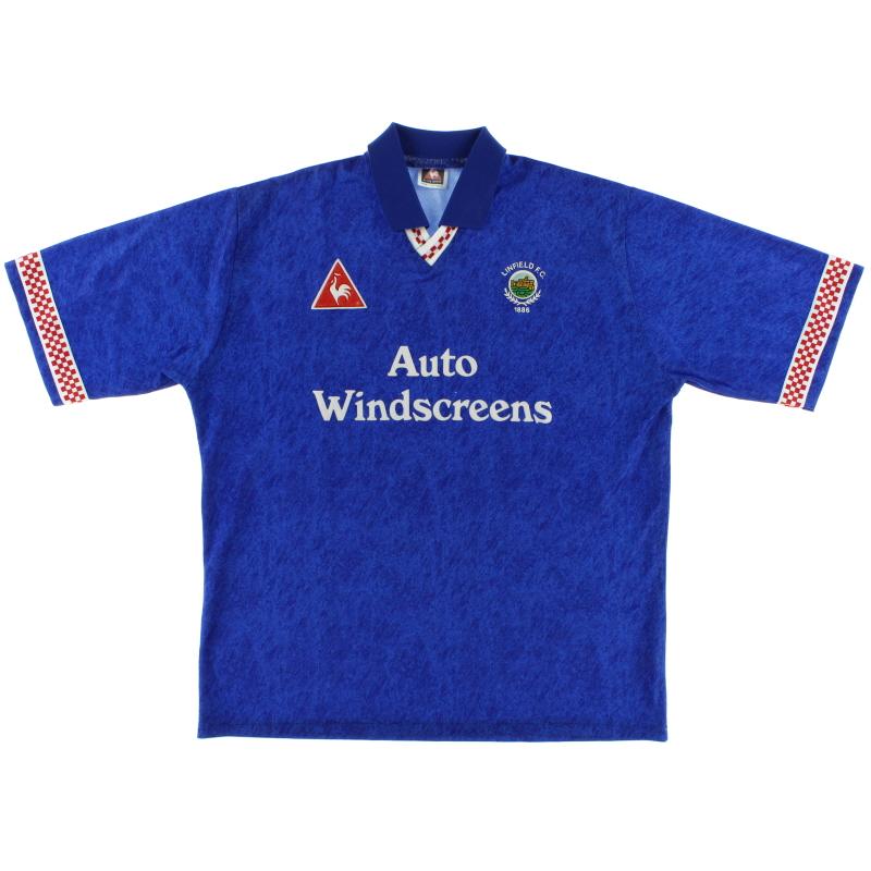 1996-97 Linfield Home Shirt XL