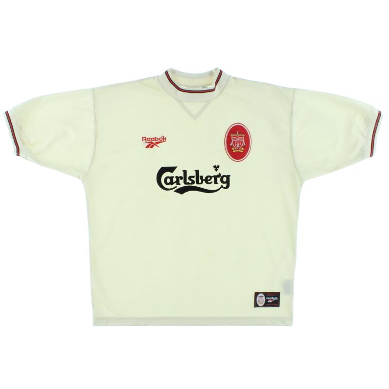 1996-97 Liverpool Away Shirt XL - 962088