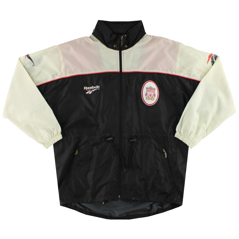 1996-97 Liverpool Reebok Rain Coat M