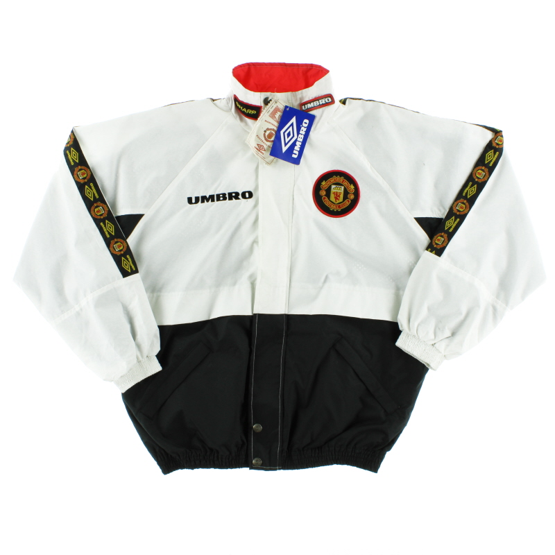 1996-97 Manchester United Umbro Training Jacket *w/tags* L
