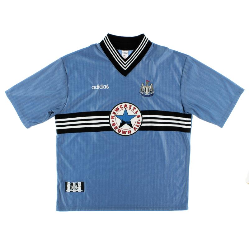 1996-97 Newcastle Away Shirt *Mint* XXL