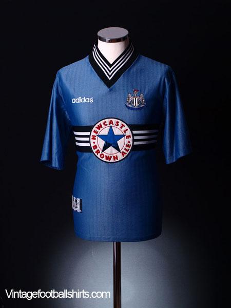 1996-97 Newcastle Away Shirt XL