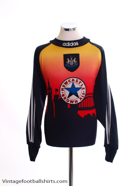 1996-97 Newcastle Goalkeeper Shirt S