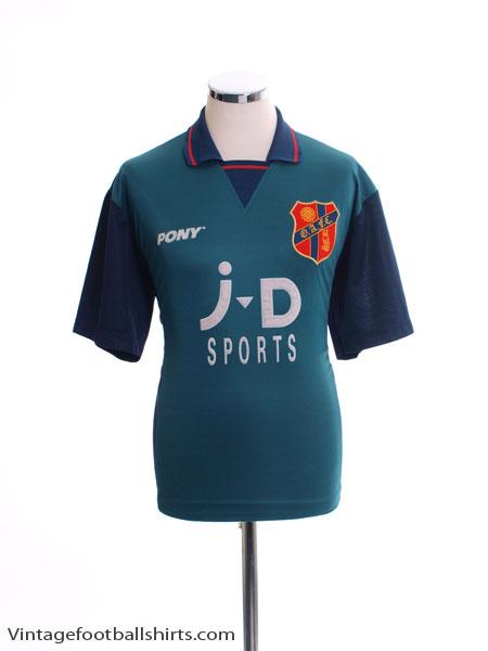1996-97 Oldham Third Shirt XXL
