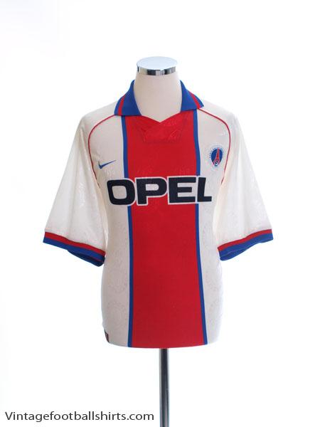 1996-97 Paris Saint-Germain Away Shirt L
