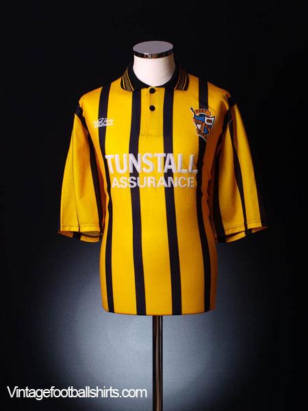 1996-97 Port Vale Away Shirt L