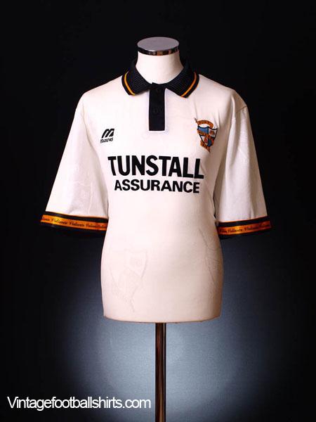 1996-97 Port Vale Home Shirt XL