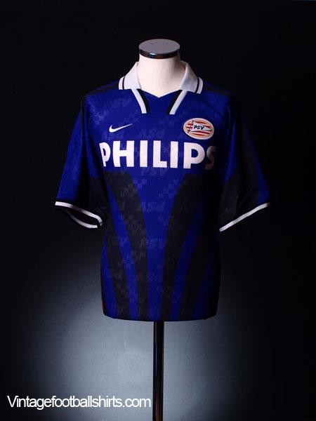 1996-97 PSV Eindhoven Away Shirt *BNIB* XL