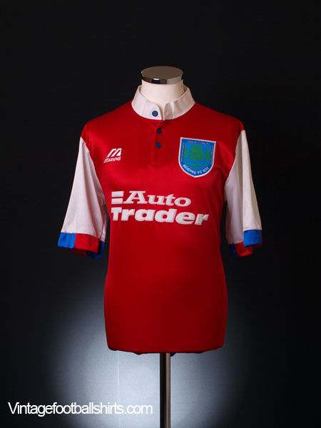 1996-97 Reading Away Shirt *Mint* L