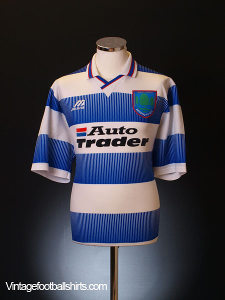 1996-97 Reading Home Shirt *Mint* L