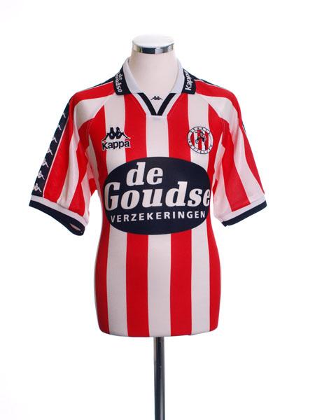 1996-97 Sparta Rotterdam Home Shirt L