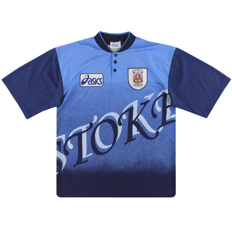 1996-97 Stoke City Asics Away Shirt XL