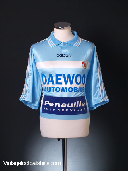 1996-97 Strasbourg Home Shirt XL