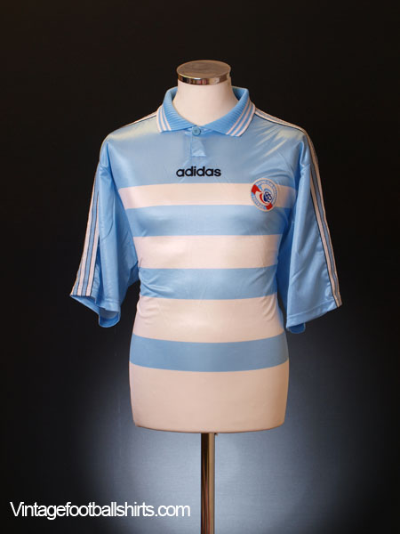 1996-97 Strasbourg Home Shirt L