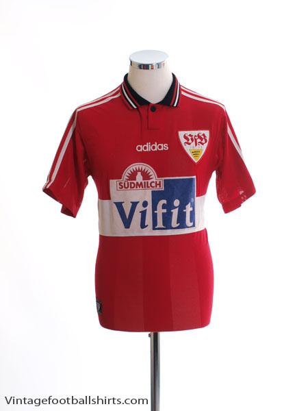 1996-97 Stuttgart Away Shirt S
