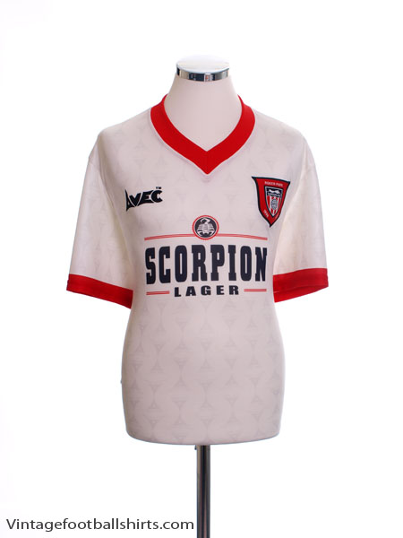 1996-97 Sunderland Away Shirt XL
