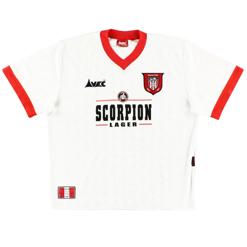 1996-97 Sunderland Away Shirt L