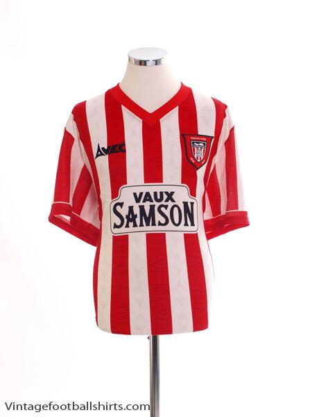 1996-97 Sunderland Home Shirt M
