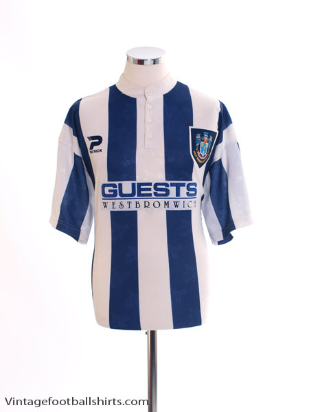 1996-97 West Brom Home Shirt L