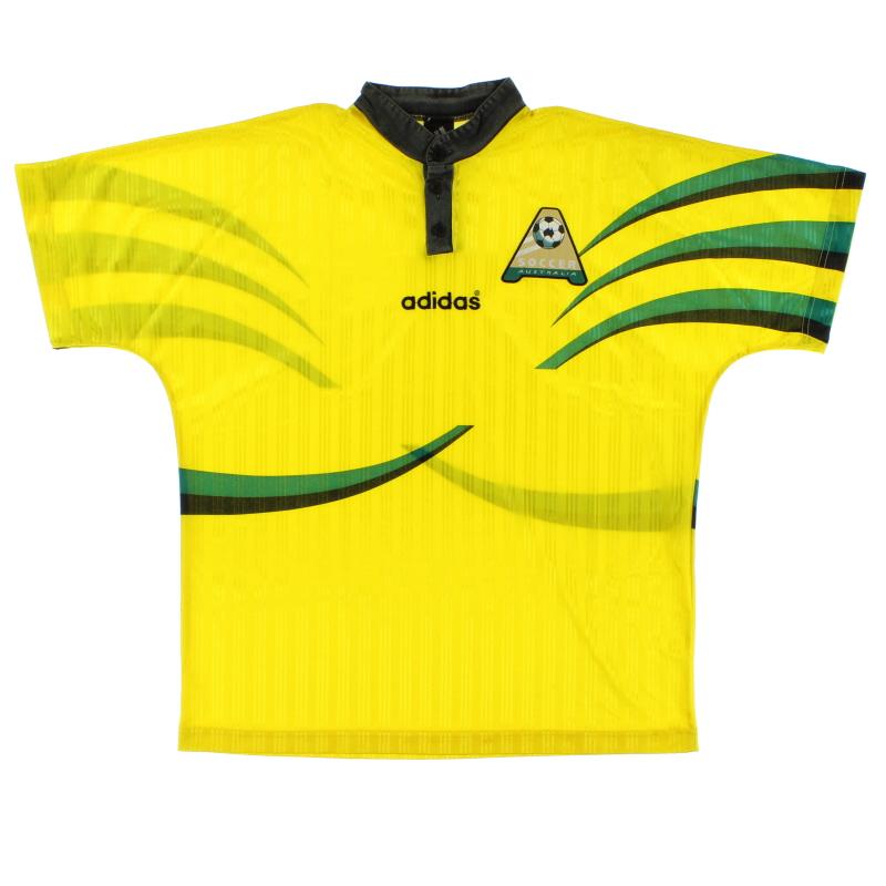1996-98 Australia Home Shirt M