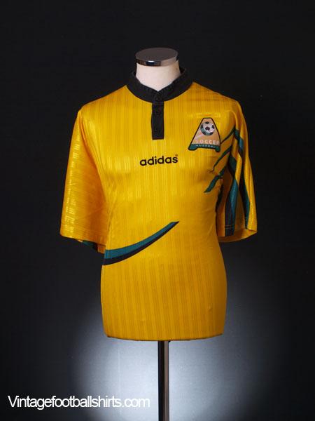 1996-98 Australia Home Shirt XXL
