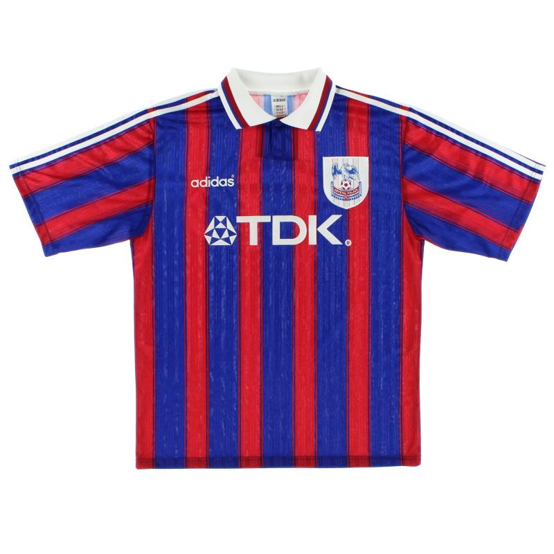 1996-98 Crystal Palace Home Shirt L
