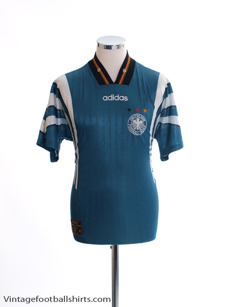 1996-98 Germany Away Shirt L